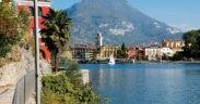 Garda,Riva Garda, Giacomo Cis, Panoramaweg, Torbole, Malcesine, Mountainbike-Tour