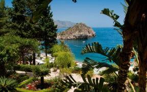 Villa Sant Andrea, Messina, Sizilien, Belmond, Boutiquehotel, Pasta, Campari, Prosecco, Amara