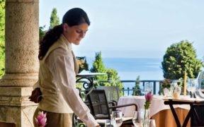 Sizilien, Italien, Grand Hotel Timeo, Barock, fuerstliche Residenz, Sophia Loren, Audrey Hepburn, Elizabeth Taylor