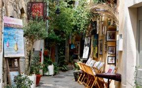 Mougins, Cote dAzur, Kuenstler, Galerien, Museen, Picasso