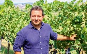 Weingut, Le Chiuse, Montalcino, Toskana, Italien
