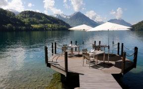 Hotel Vitznauerhof, Jeroen Achtien, Superior,Raphael Herzog, Vitznau, Vierwaldstaettersee