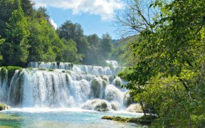 Kroatien, Nationalpark, Krka, Reisebuero Mittelthurgau