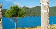 Kroatien, Insel, Mljet, Odysseus, Kalypso,