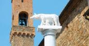 Montalcino, Brunello, Wein, Toskana, Italien