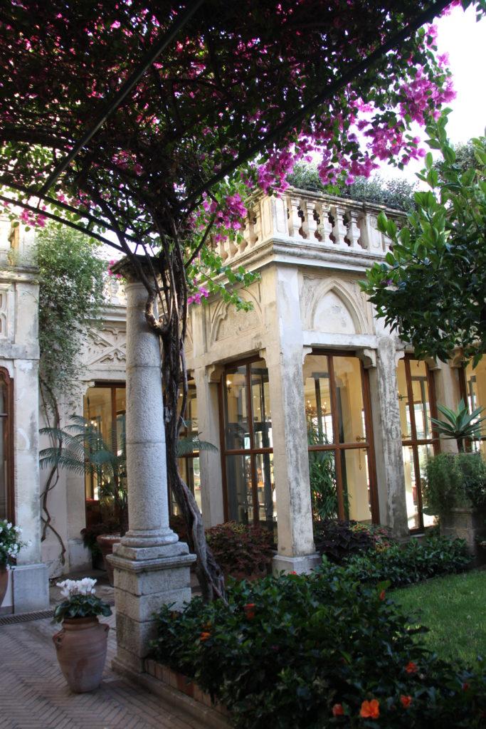 Belmond Grand Hotel Timeo Taormina La Tavola