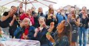La Tavola, Summer Party, Event, Sommer, Feiern, Party, Ted Scapa, Marion Michels