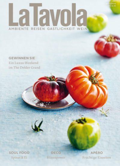 GzD_LaTavola_Magazin_2020-03_00_US1-US4_Umschlag_Cover
