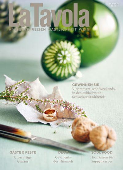 GzD_LaTavola_Magazin_2020-06_00_US1-US4_Umschlag_Cover