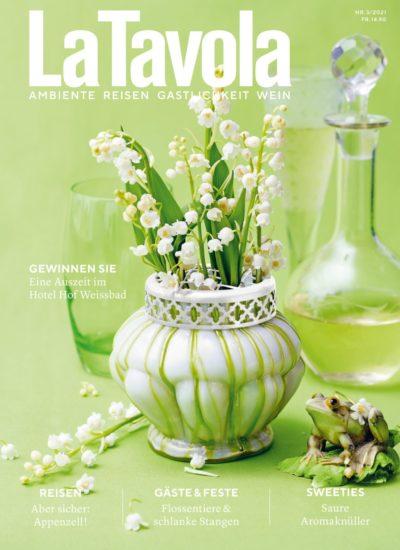 GzD_LaTavola_Magazin_2021-03_00_US1-US4_Umschlag_Cover